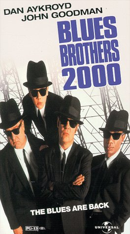 9780783227078: Blues Brothers 2000 [VHS]