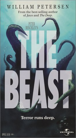 9780783227542: The Beast [VHS]