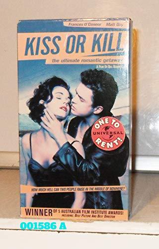 9780783227559: Kiss or Kill: The Ultimate Romantic Getaway (Full Screen Version)