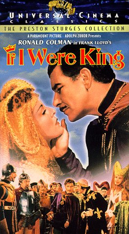 9780783227610: If I Were King [VHS]