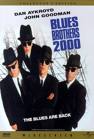 9780783227801: Blues Brothers 2000 [VHS]