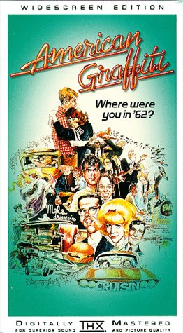 9780783228181: American Graffiti (25th Anniversary Edition) [VHS]