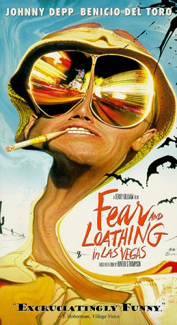 9780783228310: Fear & Loathing in Las Vegas [VHS]