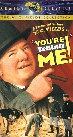 9780783228334: You're Telling Me [VHS]