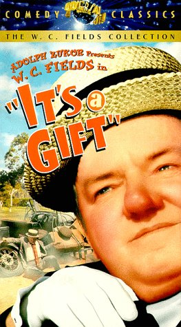 9780783228341: It's a Gift [VHS]