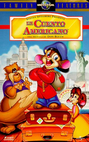 9780783228518: An American Tail (Spanish) [VHS]