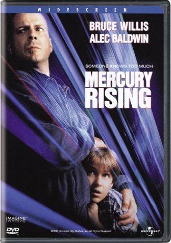 9780783228587: Mercury Rising