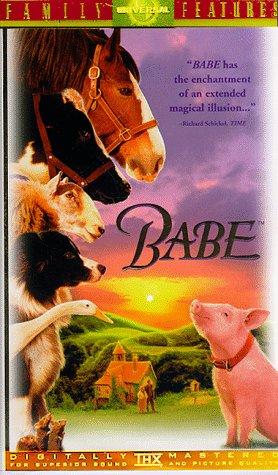 9780783229010: Babe [VHS]
