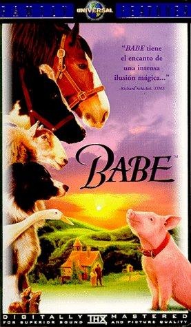 9780783229027: Babe [VHS]