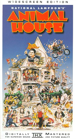 9780783229133: National Lampoon's Animal House (Widescreen Edition) [VHS]