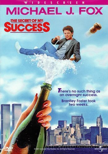 9780783229362: The Secret of My Success [Import USA Zone 1]