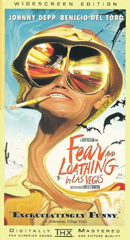 9780783229560: Fear And Loathing In Las Vegas (Widescreen Edition) [VHS]