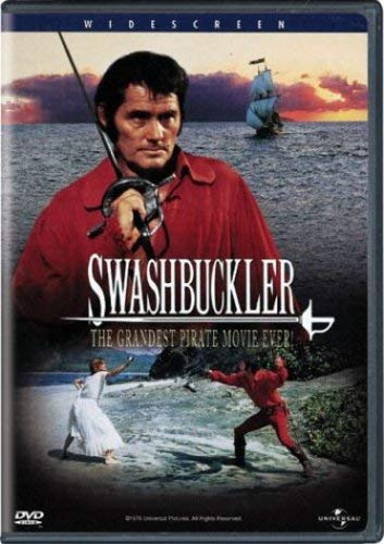 9780783230511: Swashbuckler [Reino Unido] [DVD]