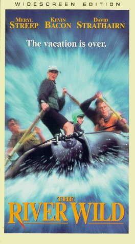 9780783231525: The River Wild (Widescreen Edition) [VHS]