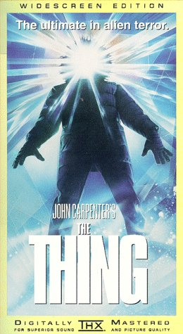 9780783231532: The Thing [VHS]