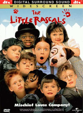 9780783232003: The Little Rascals - DTS (1994) [Import USA Zone 1]