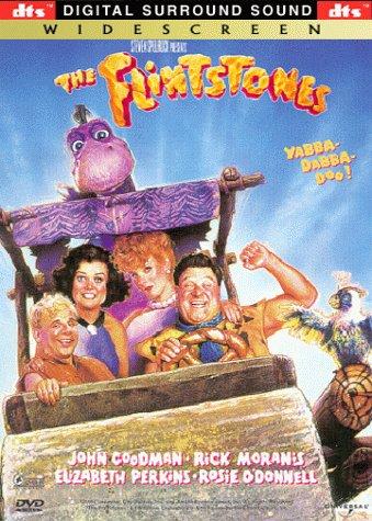 9780783232010: The Flintstones - DTS