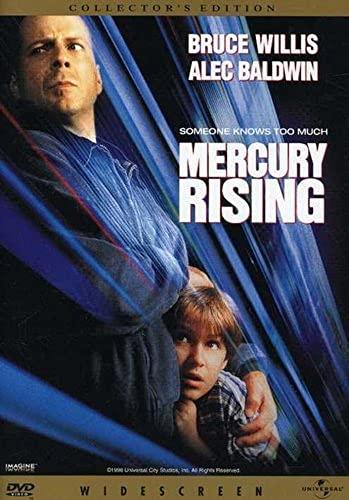 9780783232096: Mercury Rising (Widescreen Collector's Edition)