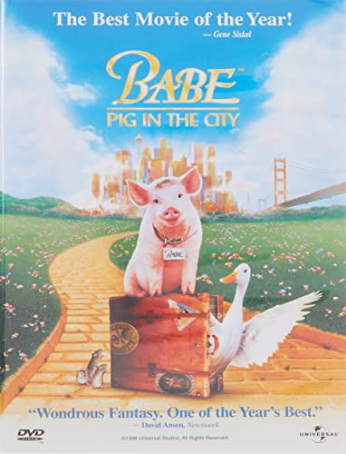 9780783232294: Babe: Pig in the City [Reino Unido] [DVD]