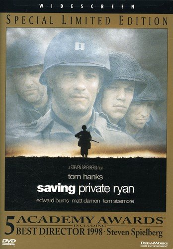 9780783233536: Saving Private Ryan [Reino Unido] [DVD]