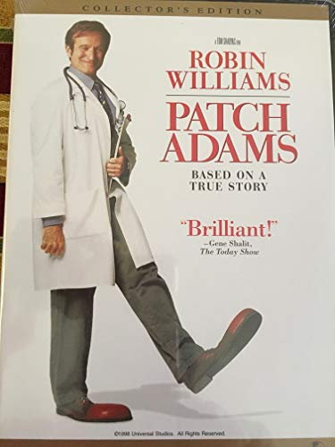 9780783233734: Patch Adams [Import USA Zone 1]