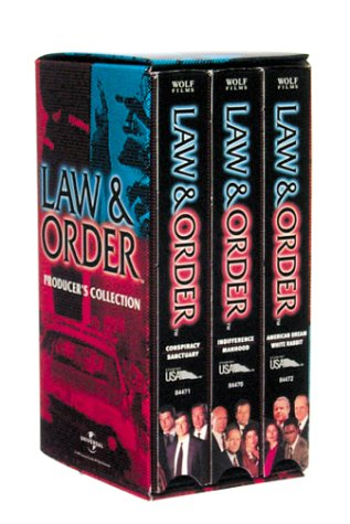 9780783234854: Law & Order - Producer's Collection [VHS]