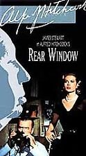 Alfred Hitchcock's Rear Window (Collector's Edition) DVD.