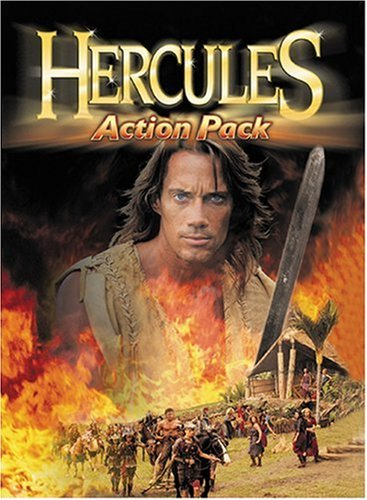 9780783238838: Hercules Action Pack [Import USA Zone 1]