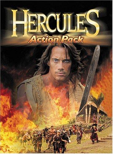 9780783238838: Hercules Action Pack