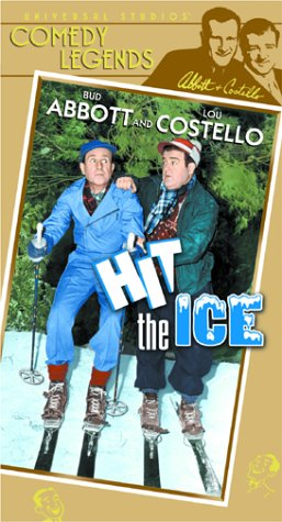 9780783240534: Abbott & Costello: Hit the Ice [VHS]