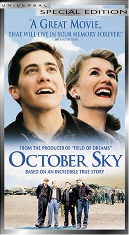 9780783240589: October Sky (Special Ed. with Clam Shell Case) [VHS]