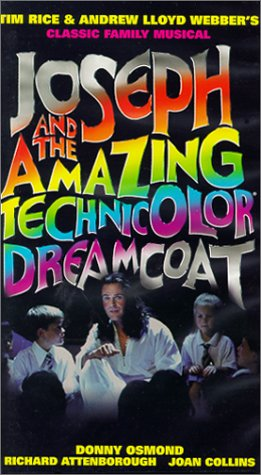 9780783241012: Joseph and the Amazing Technicolor Dreamcoat