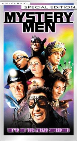 9780783241586: Mystery Men [VHS]