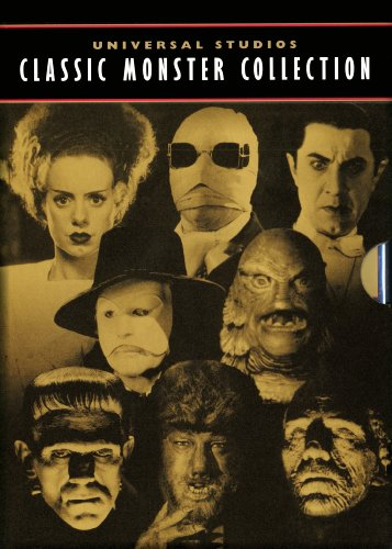 Universal Studios Classic Monster Collection