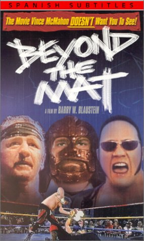 9780783243054: Beyond the Mat [VHS]