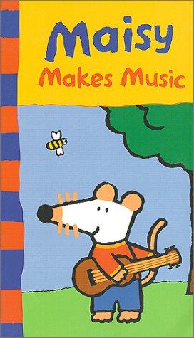 9780783248035: Maisy Makes Music [VHS]