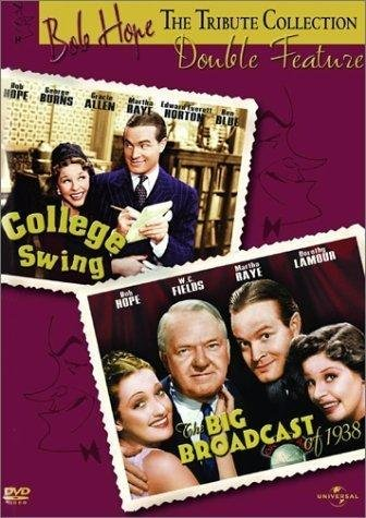 9780783261911: The Big Broadcast of 1938 / College Swing Double Feature