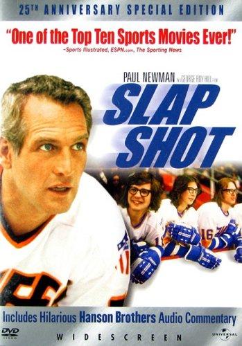 9780783267289: Slap Shot - 25Thanniverary Edition
