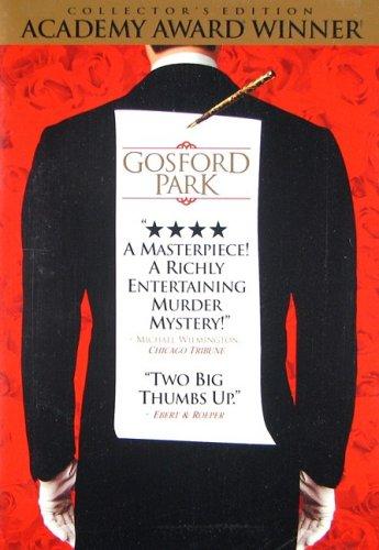 9780783271255: Gosford Park [USA] [DVD]