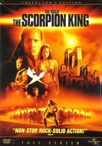 9780783273310: The Scorpion King (Full Screen Collector's Edition)