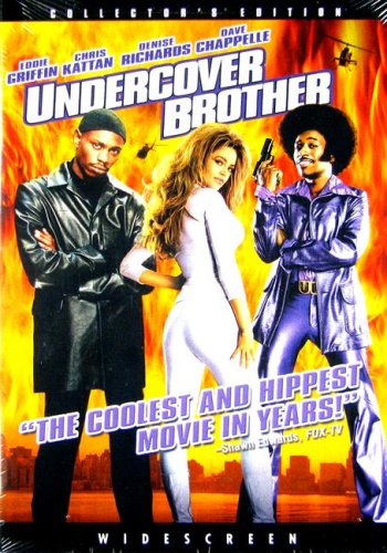 9780783274416: Undercover Brother (Widescreen Collectors Edition) - Very Good Condition