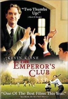 9780783278094: The Emperor's Club (Widescreen Edition)