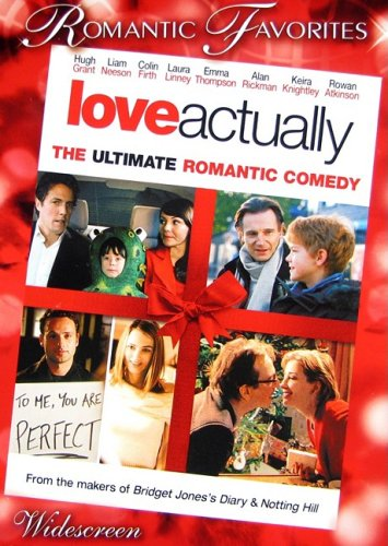 9780783284309: Love Actually [Import USA Zone 1]