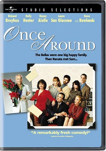 9780783286938: Once Around [Import USA Zone 1]