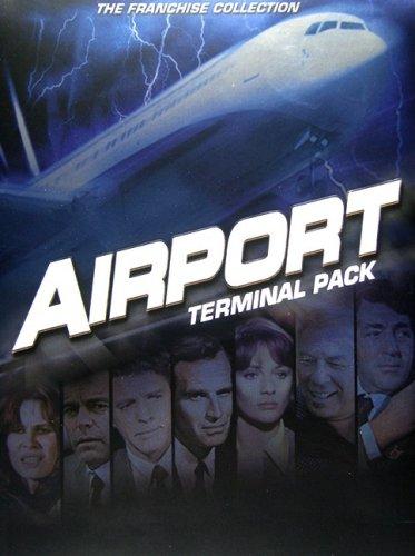 9780783287027: Airport Terminal Pack (Airport / Airport '75 / Airport '77 / The Concord: Airport '79)