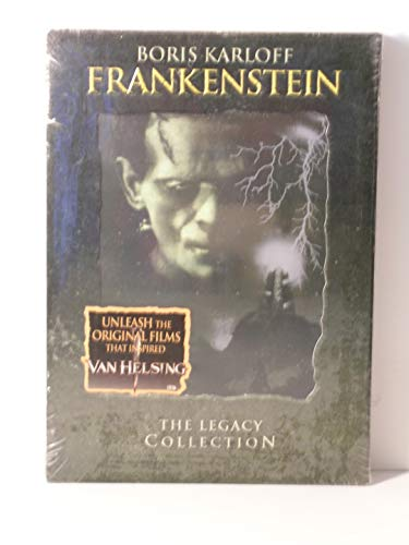 9780783288208: Frankenstein: The Legacy Collection (Frankenstein / The Bride of Frankenstein / Son of Frankenstein / The Ghost of Frankenstein / House of Frankenstein)
