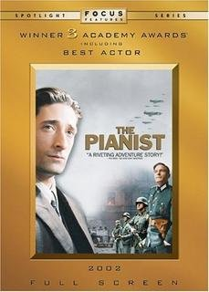 9780783292656: The Pianist (Full Screen Edition)