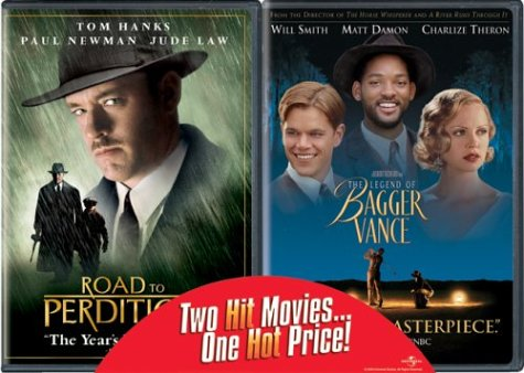9780783298795: Road To Perdition/Legend Bagger Vance
