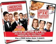 9780783299563: American Wedding Limited Edition Gift Set (Widescreen Extended Unrated Party Edition)
