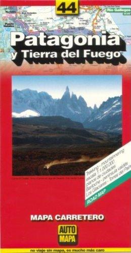 9780783400075: Patagonia y tierra del fuego